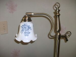 Gorgeous Antique Brass Lamp