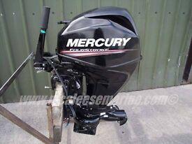 Mercury 25EFI Outboard Jet