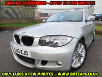 2009 BMW 123 2.0TD M Sport - Service Hist 6 Stamps - KMT Cars