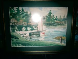 Earl Bailly Paintings $100 -$650
