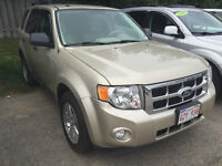 2012 Ford Escape XLT 4X4 LOADED SUV, Crossover