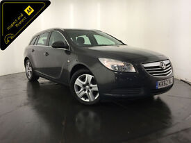 2012 62 VAUXHALL INSIGNIA EXCLUSIV CDTI ESTATE 1 OWNER SERVICE HISTORY FINANCE