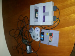 2 separate nintendo systems