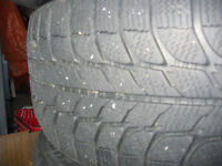 Michelin 235/60R16Xice snow M&S tires