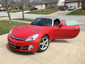 2008 Saturn Sky Base Convertible