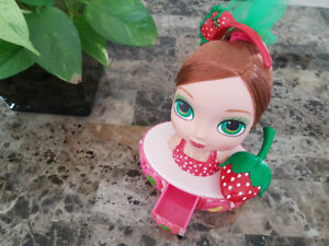 Beautiful Strawberry Scented Doll*