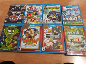 WII U,AUGMENTE TA COLLECTION