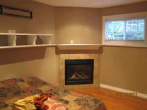 Basement suite with separate entrance in Timberlea