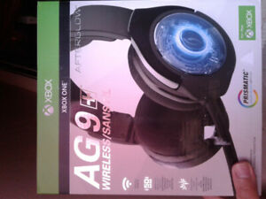 Afterglow AG9+ Wireless headset for Xbox One