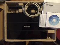 TP-LINK TL-WDR3600 Dual Band Wireless N600 Router, Gigabit