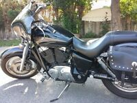 2001 Honda Shadow Sabre