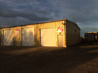 Industrial Storage with Yard area - For Sale or For Lease