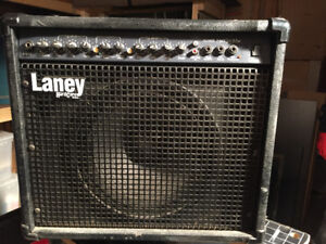 Ampli Laney HCM65R HardCore Max 65 watts
