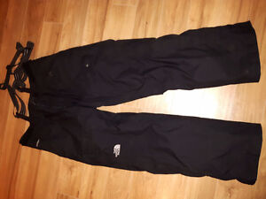 North Face men's size 8 snowpants