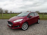 2013/13 Ford Fiesta 1.0 ( 100ps ) EcoBoost ( s/s ) 2013.25MY Titanium