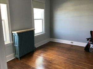 One bedroom in vibrant uptown