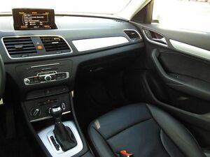2016 Audi Q3 2.0T Komfort quattro 6sp Tiptronic Comox / Courtenay / Cumberland Comox Valley Area image 8