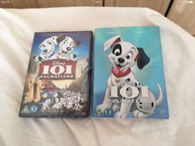 Disney 101 Dalmatians DVD new and sealed