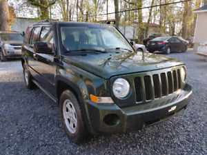 Jeep patriot 2008 4x4