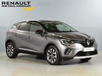 2021 Renault Captur RENAULT CAPTUR 1.0 TCE 100 S Edition 5dr SUV Petrol Manual