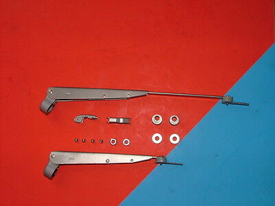- 1960-1971 International Scout Stainless Steel Wiper Arms Anco Brand Name