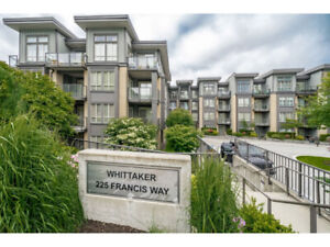 JUST LISTED! 2 Bdrm New West Condo: WHITTAKER at Victoria Hill
