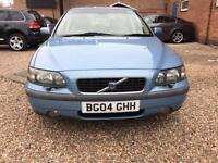 2004 Volvo S60 2.4 DIESEL Long MOT 2 Owner Bargain