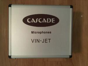 CASCADE VIN-JET Ribbon Microphone w/  Lundhal Transformer