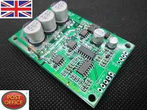 High Capacity 12-36V Brushless DC Motor Driver Speed Controller Module