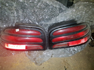 94 - 95 mustang tail lights