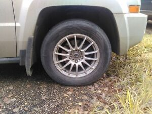 Rims Jeep 5 bolt x 4.5