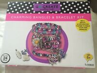 Go Create Jewellery Craft Bangles & Bracelet Kit 6+