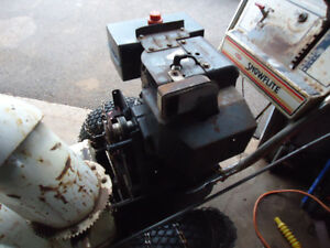 8 HP MTD Snowblower For Parts