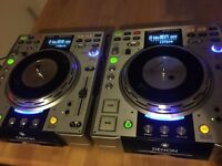 DENON S3500 CDJ PAIR GOOD CONITION