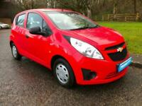 SURELY THE LOWEST MILEAGE CHEVY SPARK - £30 ROAD TAX - CHEAP TO INSURE