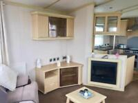 STATIC CARAVAN FOR SALE ON CHURCH POINT. NORTHUMBERLAND.