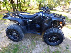 King quad 450 fuel injection