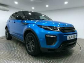image for 2018 Land Rover Range Rover Evoque 2.0 TD4 Landmark 4WD (s/s) 5dr SUV Diesel Man