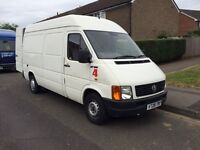 VW LT35 turbo diesel 3.5t same as MB Sprinter