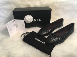 Chanel Flats- Size 42