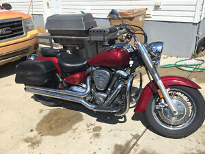 2004 Yamaha Road Star 1700