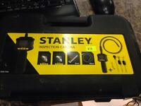 Stanley inspection camera with boxed