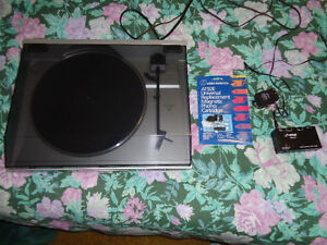 Akai AP-A201 Turntable with new needle and pre amp - $150 Firm