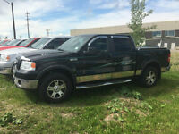 2007 Ford F-150 SuperCrew FX4 ...NO CREDIT REFUSED