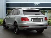 2017 Bentley Bentayga 6.0 W12 Mulliner Auto 4WD (s/s) 5dr SUV Petrol Automatic