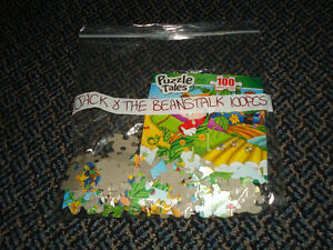 Jack and the Beanstalk Puzzle~~100 Pieces! Kingston Kingston Area image 7