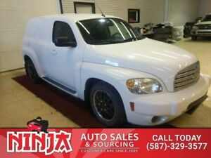 2010 Chevrolet HHR Rare Cargo With 2 Sets Of Mounted Tires
