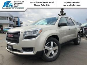 2016 GMC Acadia SLE  AWD,POWER LIFTGATE,HEATED SEATS,REARCAM