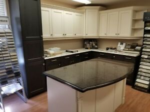 Kitchen showroom cabinets - SOLD