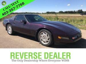 1994 Chevrolet Corvette LT1 Model, 300HP, Auto, What...a...CAR